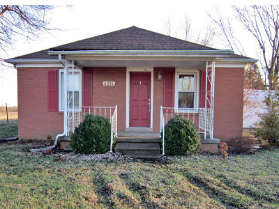 Massac County Single Family Home For Sale: 6216 S U.s. Highway 45