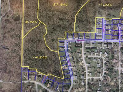 Carbondale Residential Lots & Land For Sale: 0001 W Kent Drive