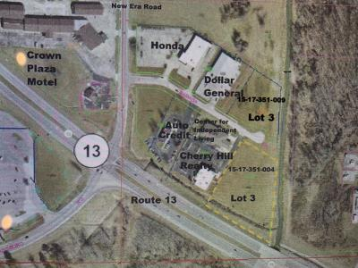 Jackson County Residential Lots & Land For Sale: Lot 3 Ramada Lane