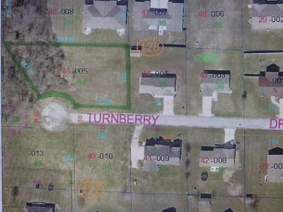 Williamson County Residential Lots & Land For Sale: 45 Turnberry