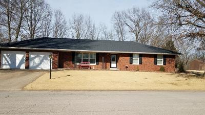 Chester IL Single Family Home Active Contingent: $160,000