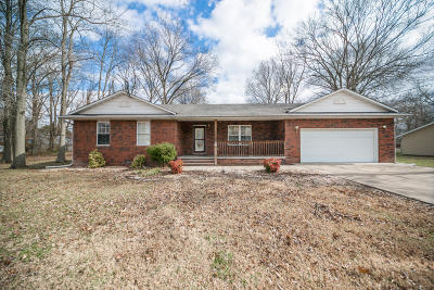 Benton Single Family Home For Sale: 904 N Buchanan Street