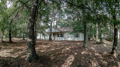 Williamson County Single Family Home For Sale: 14470 Cambria Road