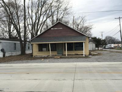 Williamson County Commercial For Sale: 1401 N Russell Street