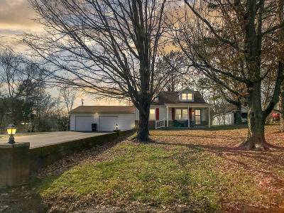 Eldorado Single Family Home For Sale: 2501 Old Broughton Road