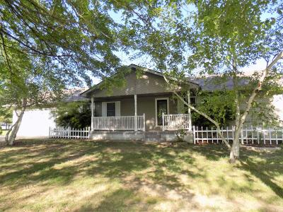 Johnston City Single Family Home For Sale: 15588 Becker Road