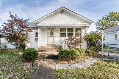 Marion Single Family Home For Sale: 609 S Virginia Avenue