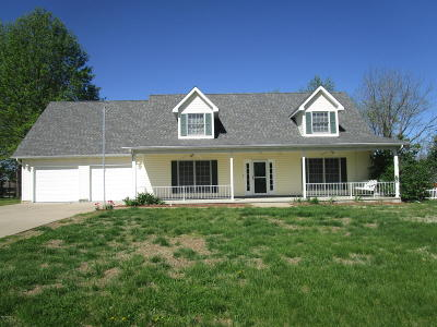 Herrin Single Family Home For Sale: 3025 Hickory Ridge Drive