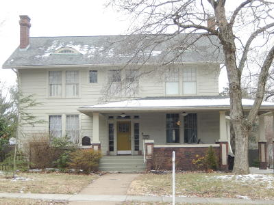 Anna Single Family Home For Sale: 215 W Spring Street
