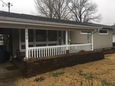 Jonesboro Single Family Home Active Contingent: 308 Williford Road