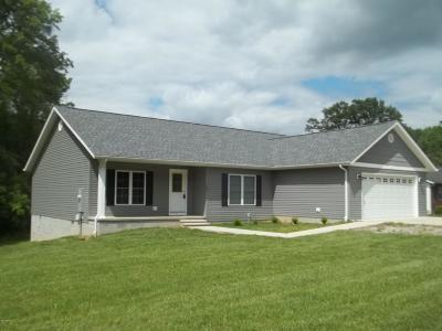 Benton Single Family Home For Sale: 1003 Gardner Street
