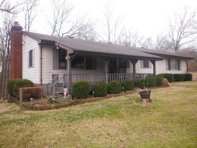 Marion Single Family Home For Sale: 3486 Hwy 148