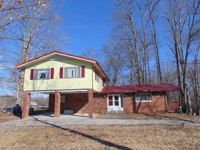 Murphysboro Single Family Home For Sale: 14081 Hwy 149