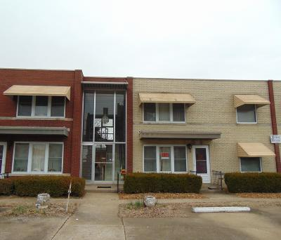 Murphysboro Single Family Home For Sale: 1402 Manning #6