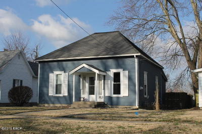 Carterville Single Family Home Active Contingent: 409 Pennsylvania Avenue