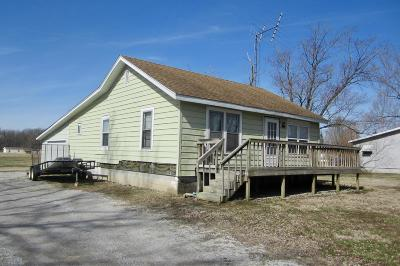 Murphysboro Single Family Home For Sale: 2459 Business Hwy 13