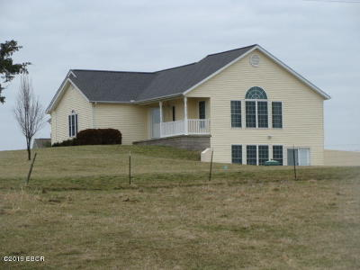 Goreville Single Family Home For Sale: 1280 Wolf Creek Road