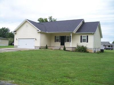 Herrin Single Family Home For Sale: 1417 N 4th Street