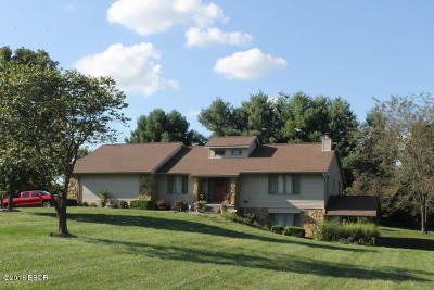 Herrin Single Family Home Active Contingent: 1413 Colombo Drive