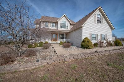 Williamson County Single Family Home Active Contingent: 3200 Sycamore Road