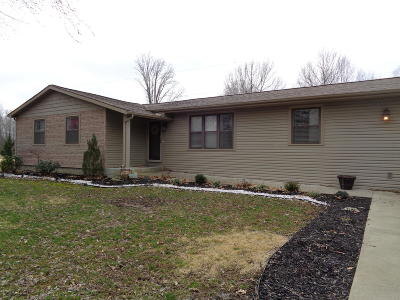Herrin Single Family Home Active Contingent: 14651 Allen Road