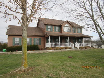Vienna Single Family Home For Sale: 190 Joyce Lane