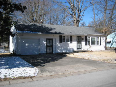 Carbondale Single Family Home For Sale: 208 S Dixon