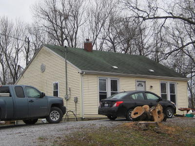 Hardin County Single Family Home For Sale: Rt #2 Bx 6 Bassett Road