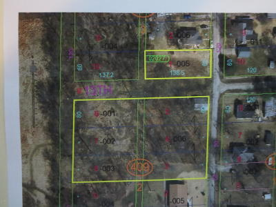 Johnston City Residential Lots & Land For Sale: 1208 Noah Avenue