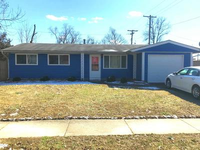 Carbondale Single Family Home For Sale: 603 E Cindy Street