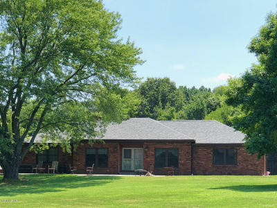 Carbondale Single Family Home For Sale: 3792 Country Club Road