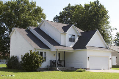 Carbondale Single Family Home Active Contingent: 2108 W Meadow Lane