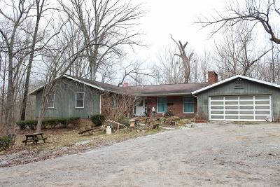 Jackson County, Williamson County Single Family Home For Sale: 470 Wagon Wheel Road