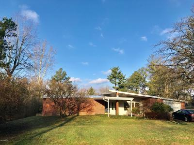Carbondale Single Family Home For Sale: 47 Hillcrest Drive