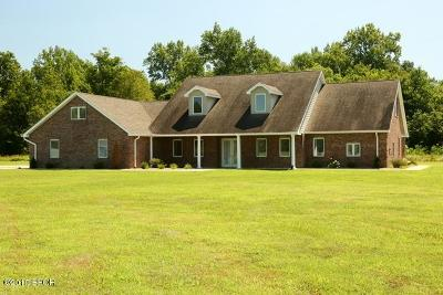 Jackson County, Williamson County Single Family Home For Sale: 11750 Strawberry Road