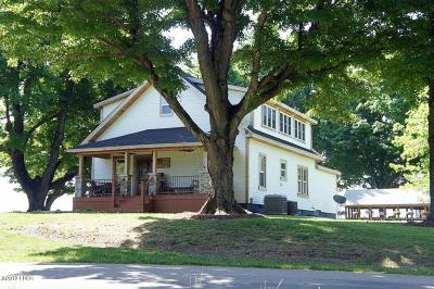 Metropolis Single Family Home Active Contingent: 3911 Macedonia Church Road