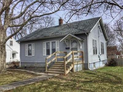 Anna Single Family Home Active Contingent: 600 McKinley Street