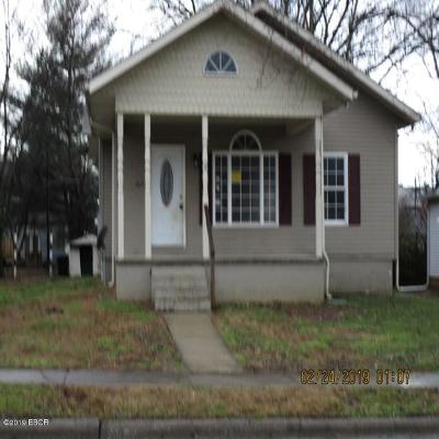 Saline County Single Family Home For Sale: 1013 S Webster Street