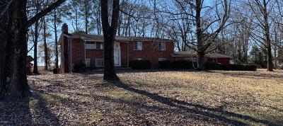 Carterville Single Family Home For Sale: 1303 W Grand Avenue