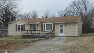 Hardin County Single Family Home For Sale: 122 Charles Street
