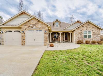 Carterville Single Family Home For Sale: 111 Excalibur Drive