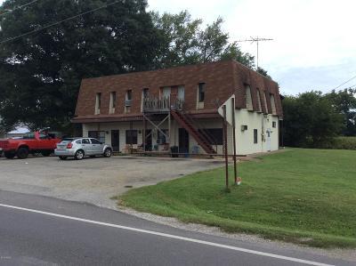 Mt. Vernon Multi Family Home For Sale: 627 Fairfield Road