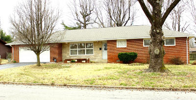 Herrin Single Family Home Active Contingent: 155 Circle Drive