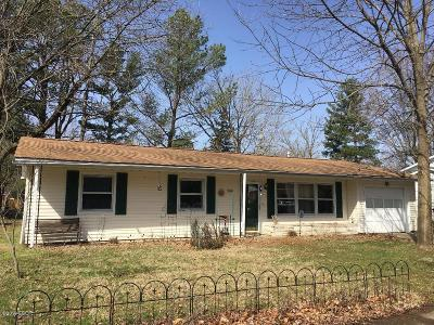 Carbondale Single Family Home For Sale: 208 S Canterbury Drive