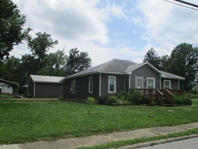 Benton Single Family Home For Sale: 1002 E Main Street