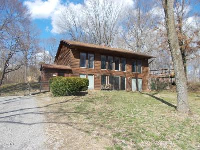 Jackson County, Williamson County Single Family Home For Sale: 777 Dagner Road