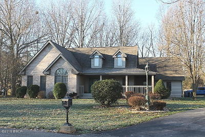 Carterville Single Family Home Active Contingent: 701 Rachael Court