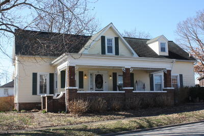 West Frankfort Single Family Home For Sale: 316 E Oak Street