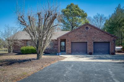 Carterville Single Family Home For Sale: 14306 Greenbriar Road