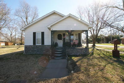 Herrin Single Family Home For Sale: 520 S 7th Street